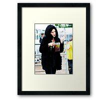 matty,, tgif Framed Print