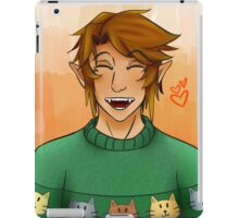 Twilight Link iPad Case/Skin