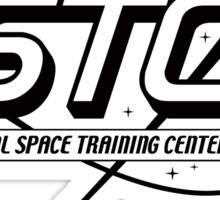 ISTC - Mission: SPACE Sticker