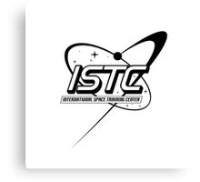 ISTC - Mission: SPACE Canvas Print