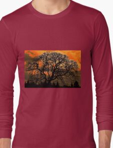 Altered Oak 3 Long Sleeve T-Shirt