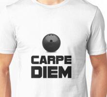 Carpe Diem Bowling Unisex T-Shirt