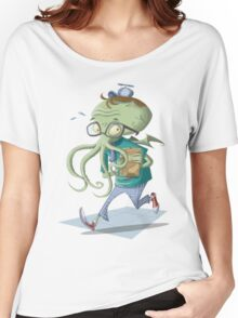 Schoolthulhu Women's Relaxed Fit T-Shirt