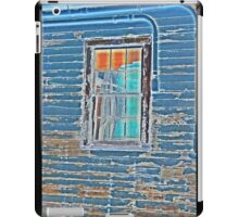 WWII Window Panes iPad Case/Skin
