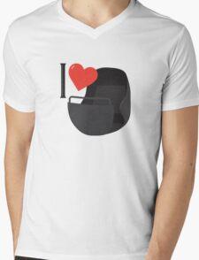 Haunted Mansion Doom Mens V-Neck T-Shirt