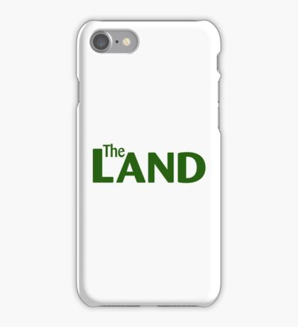 The Land Pavilion - Epcot iPhone Case/Skin