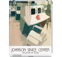 Johnson Space Center iPad Case/Skin