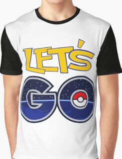 pokemon go Graphic T-Shirt