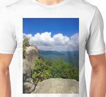 My View From The Top Unisex T-Shirt