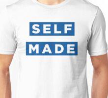 Self Made - Blue Unisex T-Shirt