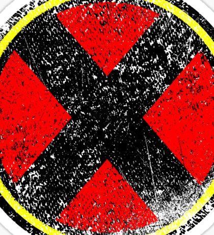 X-men Inspired Logo Sticker