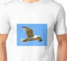 Seagull on Hunt Unisex T-Shirt