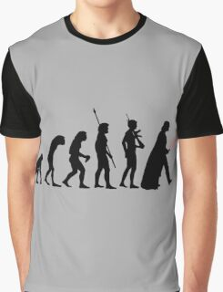 It's Evolution Baby! Graphic T-Shirt