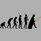 It's Evolution Baby! by D4N13L