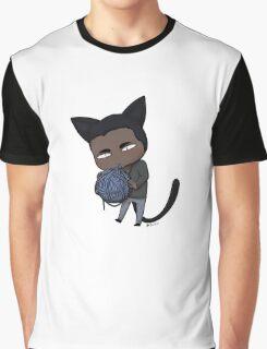 Yarn Nom Graphic T-Shirt
