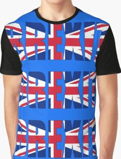 BREXIT Graphic T-Shirt