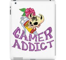 Gamer Addict iPad Case/Skin
