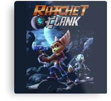 ratchet and clank movie Metal Print