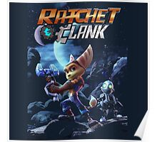 ratchet and clank movie Poster