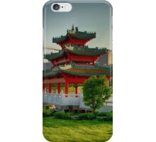 Robert D. Ray Asian Gardens 2 iPhone Case/Skin