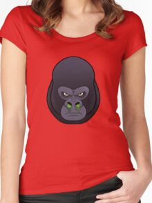 Snot Ape Women's Fitted Scoop T-Shirt