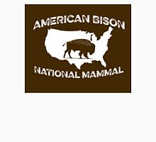 The American Bison Unisex T-Shirt