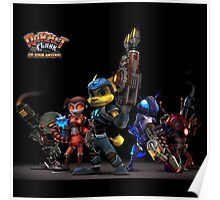 ratchet and clank up the arsenal Poster