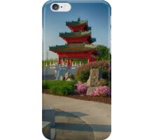 Robert D. Ray Asian Gardens 6 iPhone Case/Skin