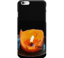 Candle Candle, Burning Bright... iPhone Case/Skin