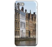 Bruges, Belgium iPhone Case/Skin