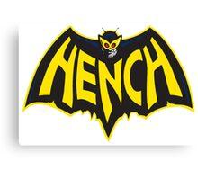 Monarch Henchmen Logo Canvas Print