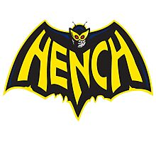 Monarch Henchmen Logo Photographic Print