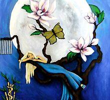 Moon Goddess  by Magicat