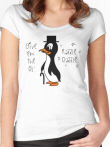 Razzle Dazzle Women's Fitted Scoop T-Shirt