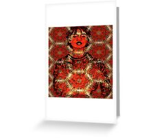 Queen Things Greeting Card