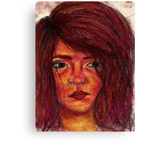 Jealousy Canvas Print