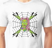 Zombie Pinup Unisex T-Shirt