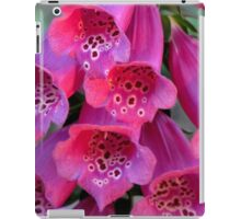 Sun-Kissed Foxglove, Wickedly Wonderful and Seductive iPad Case/Skin