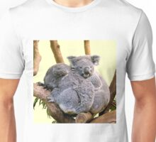 Koala Snuggles Unisex T-Shirt