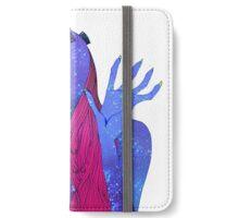 Blue Velvet iPhone Wallet/Case/Skin