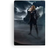 To War : Clarke Griffin Canvas Print