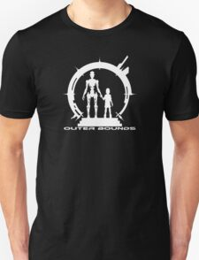 OB Logo Anna White Unisex T-Shirt