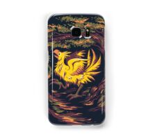 Chocobo with Blossoms Samsung Galaxy Case/Skin