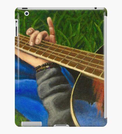 Feel that Bass iPad Case/Skin