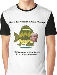 Sea Trump Graphic T-Shirt