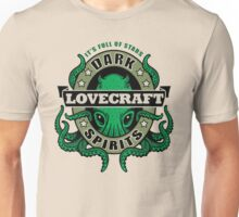 Lovecraft Dark Spirits - light print Unisex T-Shirt