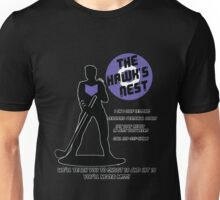 The Hawk's Nest Golf Lessons Unisex T-Shirt