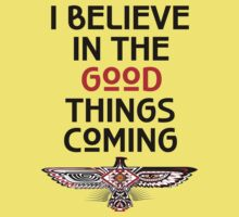 """Nahko and Medicine for the People - """"I believe in the good things coming"""" v2 One Piece - Short Sleeve"""