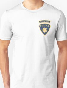 Bludhaven Police Badge T-Shirt