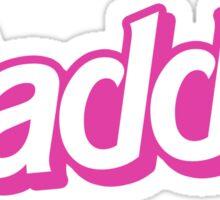 Bad Barbie Sticker